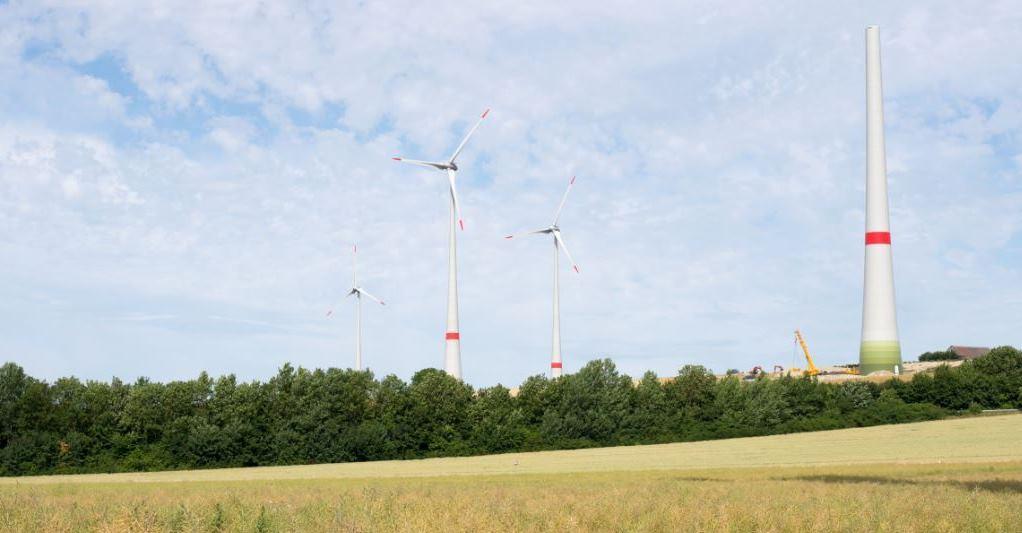 Windenergieprojekte